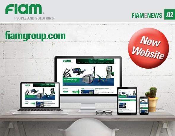 Fiamgroup.com s'habille d'un nouveau look!