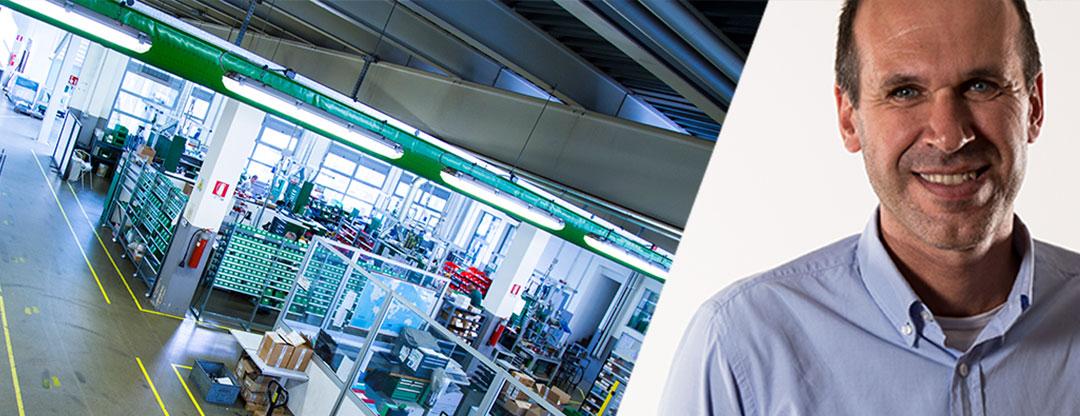 Ensamblaje industrial en el sector aeronáutico. 2 soluciones firmadas por Fiam