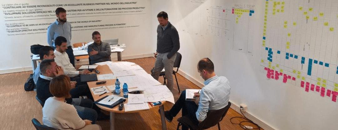 Proyecto Lean en Fiam: la entrevista al Director Comercial Nicola Bacchetta