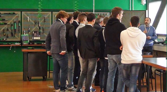 PMI Day: gli studenti visitano Fiam