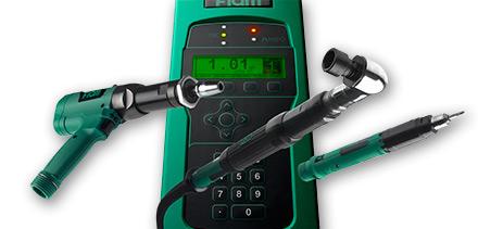 Elektrische und Elektronische Verschraubungssysteme