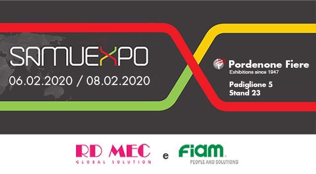 Fiam nimmt an der Samuexpo 2020