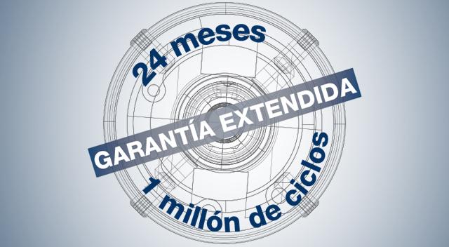 Garantía extendida de 24 meses o millón de ciclos: eTensil confirma su rigor constructivo