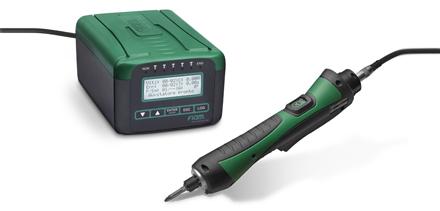 Elektrische Verschraubungssysteme mit Stromaufnahme eTensil