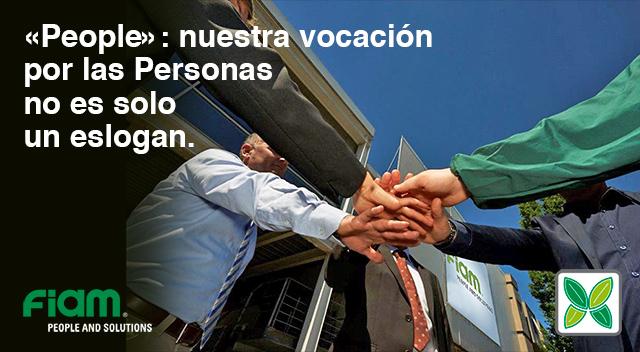 «People»: nuestra vocación por las Personas no es solo un eslogan