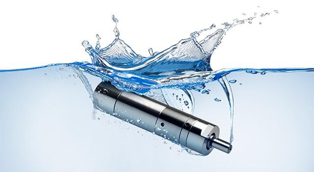 Motori pneumatici impermeabili? Con la Protezione IP67 certificata si può!